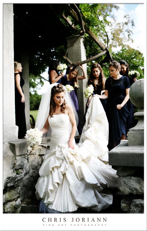girls stairs
