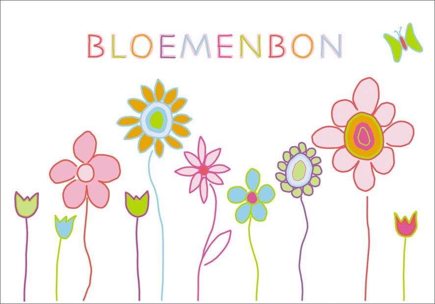 Ontwerpburo Chris Kleinsman Bloemenbonnen & Bloemcadeaubonnen Bloem