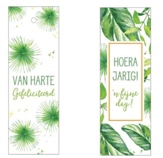 Van Harte - Hoera Jarig