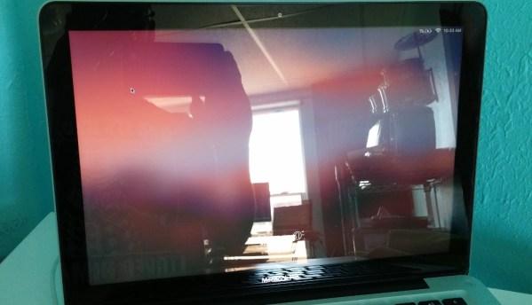 laptop glare