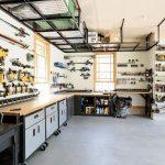 Storage And Organization In The Garage Chris Loves Julia