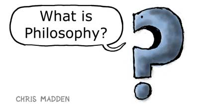 what is philosophy?logo