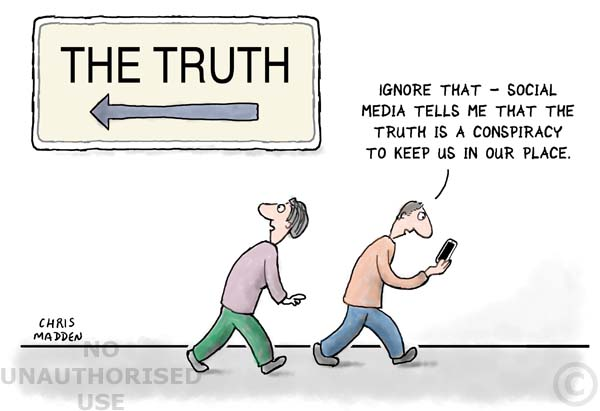 Image result for truth cartoon images