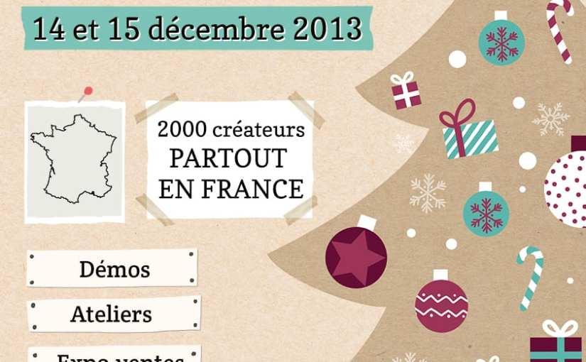 Happy Hour Shop s'associe au » Noël des créateurs » les 14 et 15 décembre