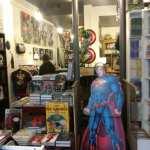 Comics Records, une boutique BD pas comme les autres au 78 rue Charlot, Paris