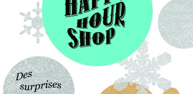 L'Happy Hour Shop rue Charlot - une boutique de créateurs, ingénieuse et ludique.
