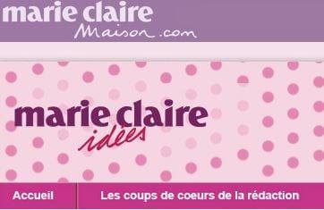 Happy Hour Shop - Un article de Marie-Claire Idées,  le 12 décembre
