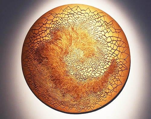 Marinette Cueco, artiste du végétal à la galerie Univer, hommage à la nature