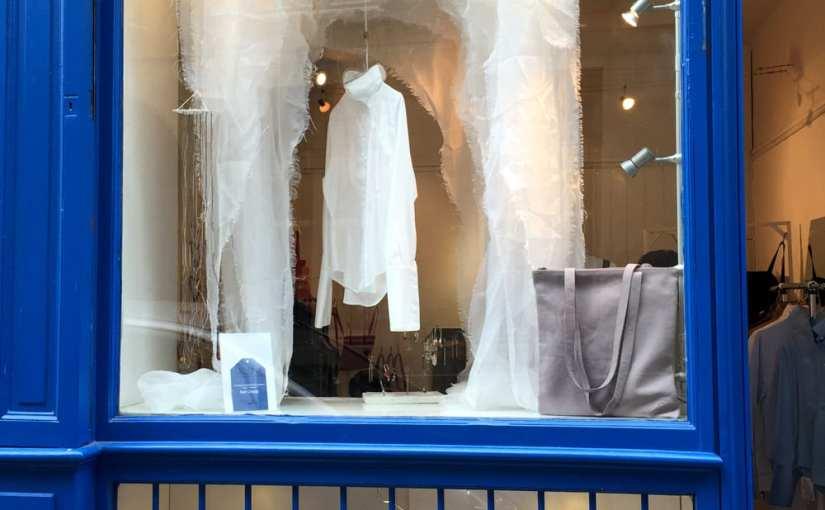 La boutique Ulup du Marais, 15 rue Elzevir, visite guidée