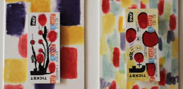 Rentrée,  collection porcelaine en préparation ,  Boutique Chrismali chez Etsy - Préparation expo PO Montreuil