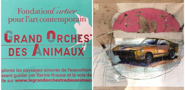 Le grand orchestre des animaux Fondation Cartier - Matt Blackwell H Gallery