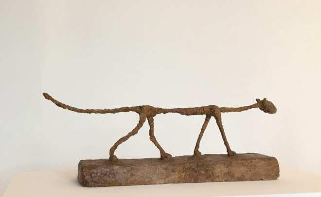 Giacometti--chat