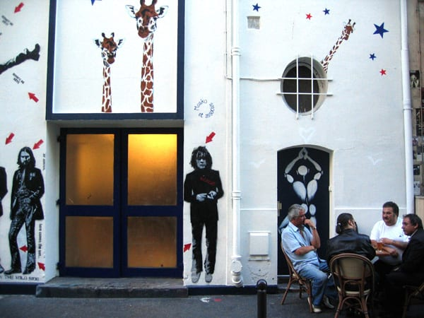 Mosko dans la rue 2 theatre l'européen