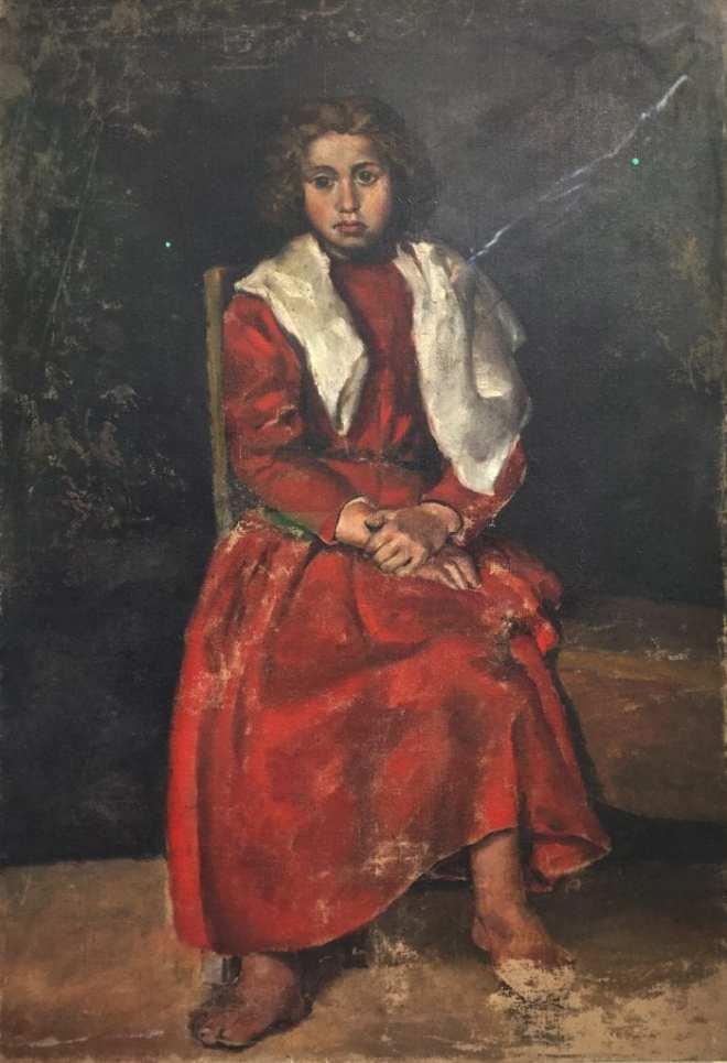 Picasso peint à 14 ans