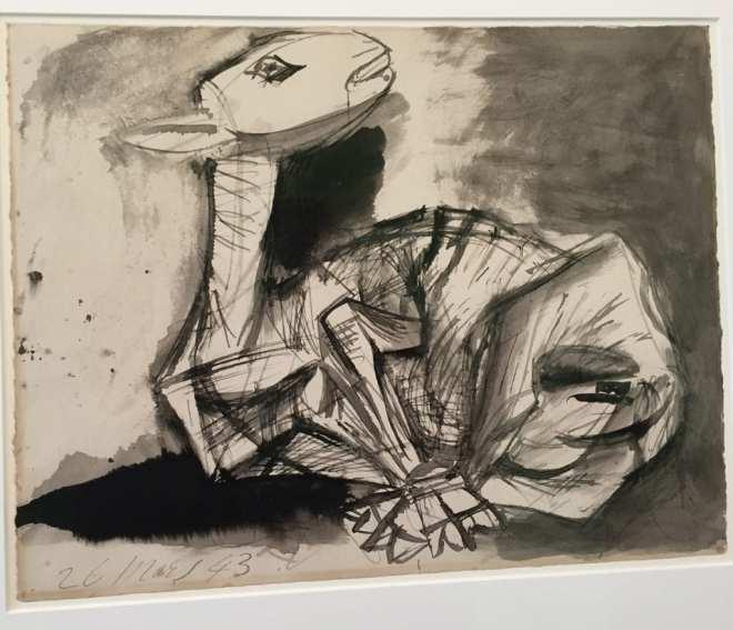 Picasso-dessin