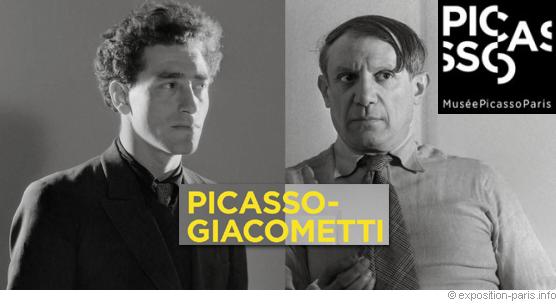 Picasso Giacometti -dialogue autour de 200 oeuvres - Musée Picasso