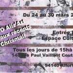 Citoyenne de paris, je suis Stif! présenté à l' Expo Aliz'Art - 24 au 30 mars - Alfortville