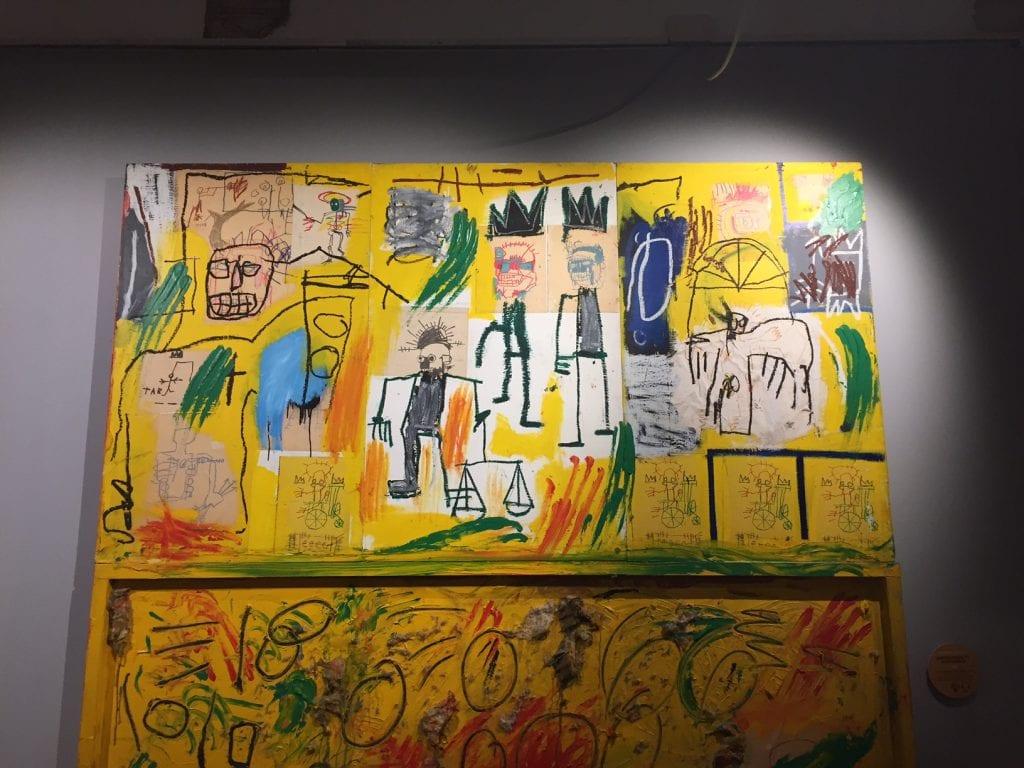Jean Michel Basquiat Collection Mugrabi (9)