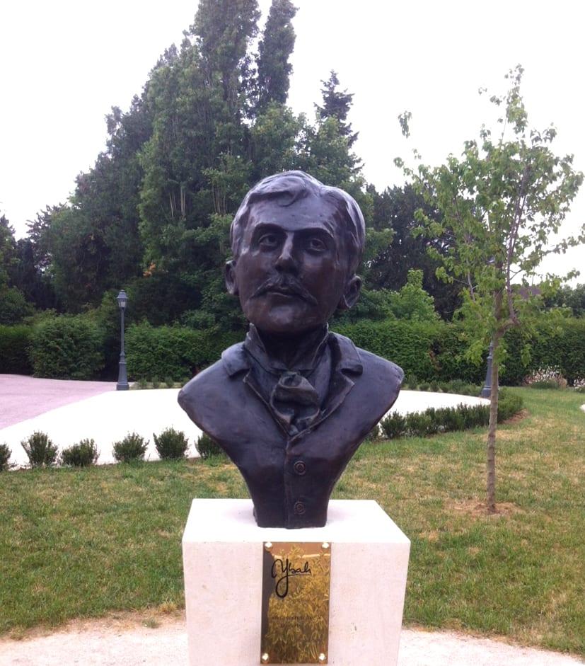 Ybah-buste-Marcel-Proust