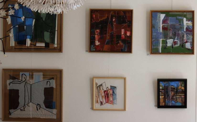 Evelyne Smolarski  peintures et dessins- Portes ouvertes des ADM