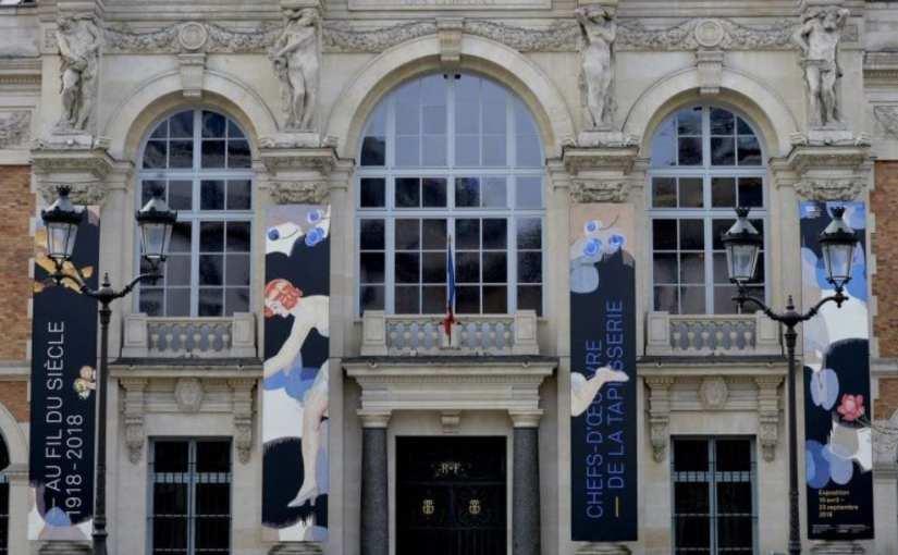 Manufacture des Gobelins -Chefs-d'œuvre de la tapisserie-1918-2018,