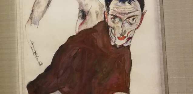 Egon Schiele - Souvenirs -Fondation Louis Vuitton