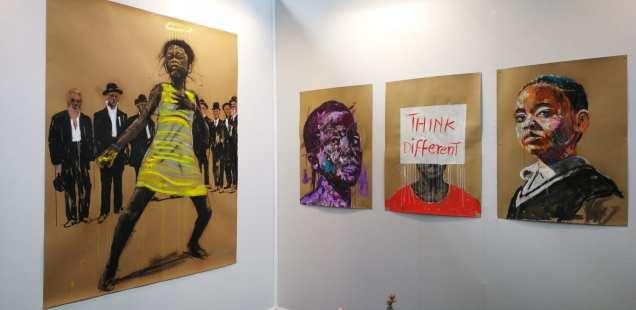 AKAA - Hassan Hajjaj - Art contemporain Africain