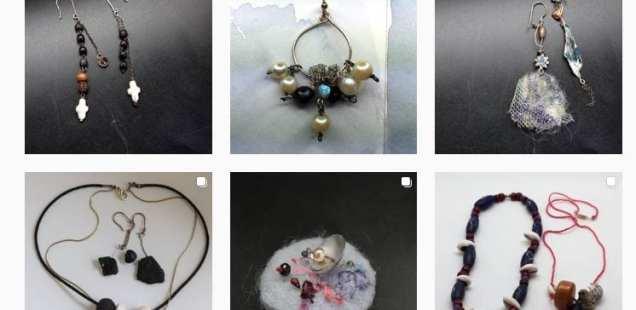 Des bijoux autrement - bijoux Chrismali