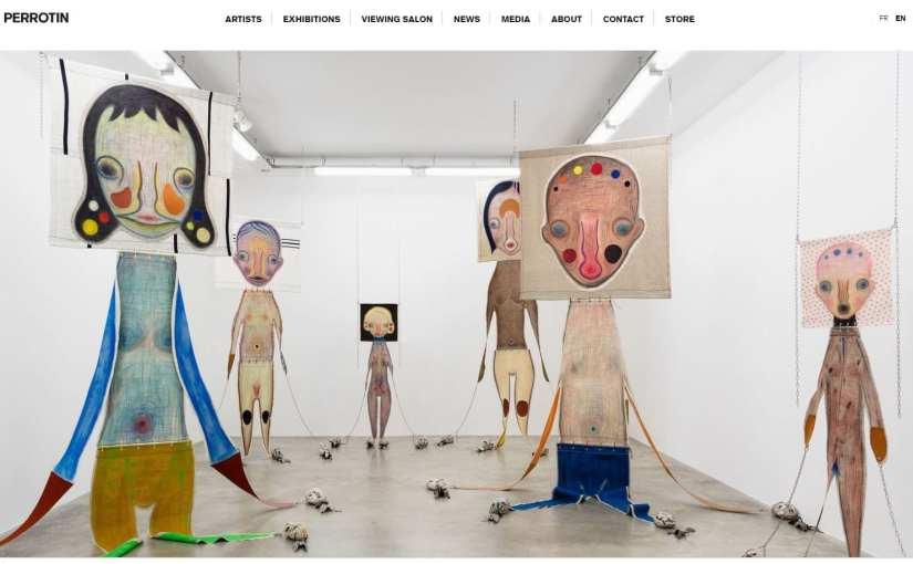 Izumi Kato – Galerie Perrotin