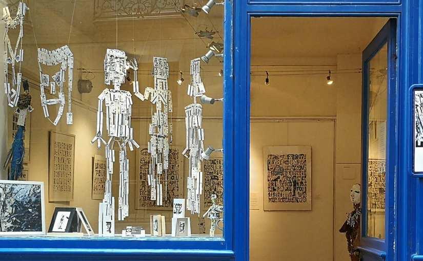 Chrismali – Expo Fatras -Galerie Espace le Marais