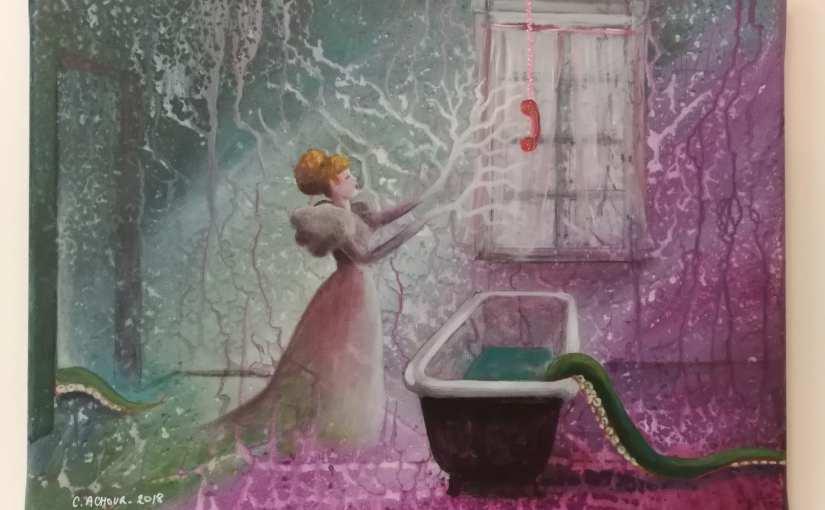 Céline Achour – Rêveries d'automne