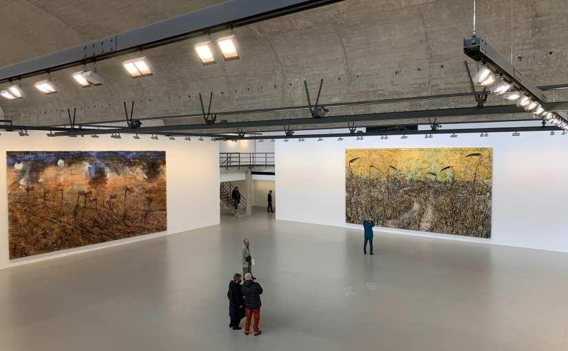 Anselm Kiefer – Galerie Gagosian