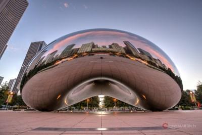 Cloud Gate, Millennium Park, Chicago, IL
