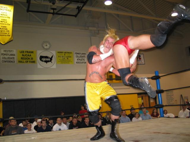 CM Punk vs. Chris Sabin