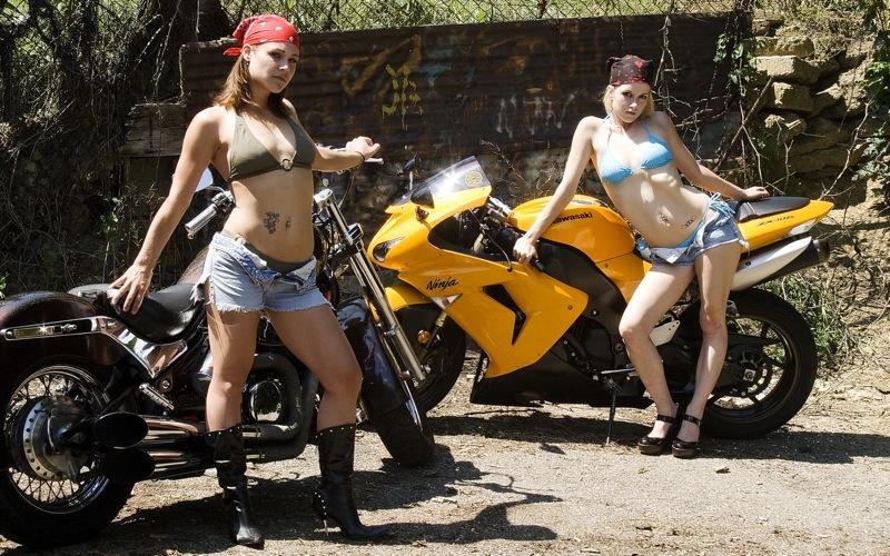 Biker Babes 2