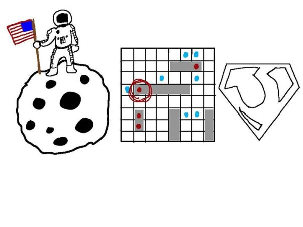 Just because I haven't done one of these in months (last one was in June) it's Mav and Jameel's Facebook Pictionary Part 13! Ten points to whoever can guess the answer to the mystery clue before Jameel does. Timer starts now!