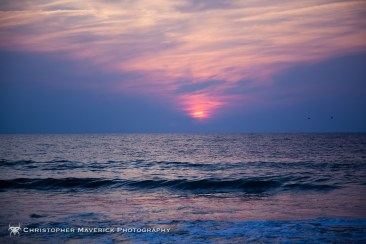 Outer Banks Sunrise #3