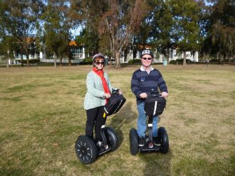 Image of Segway Riders