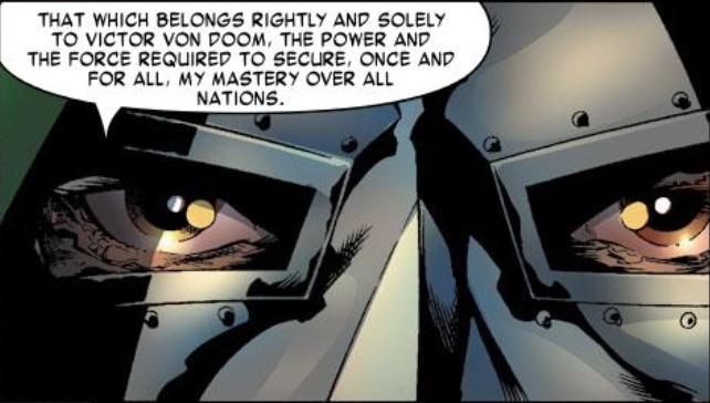 Doom's Ego