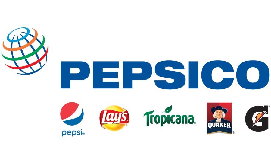 PepsiCo Pepsi Lay's Tropicana Quaker Gatorade logo