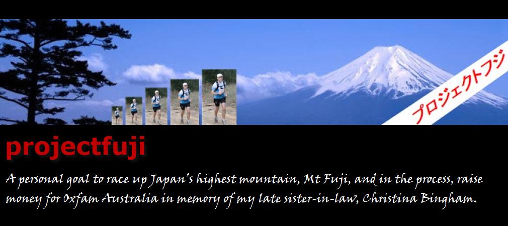 Project Fuji