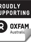 Oxfam promotional logo