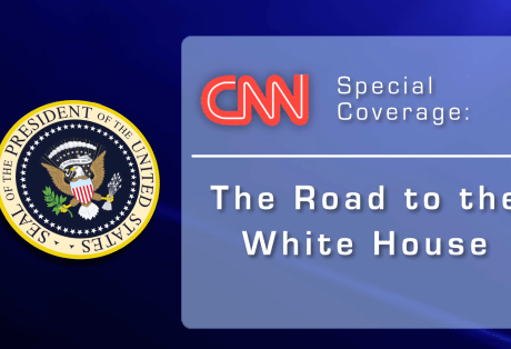 Road to the White House Coverage Promo