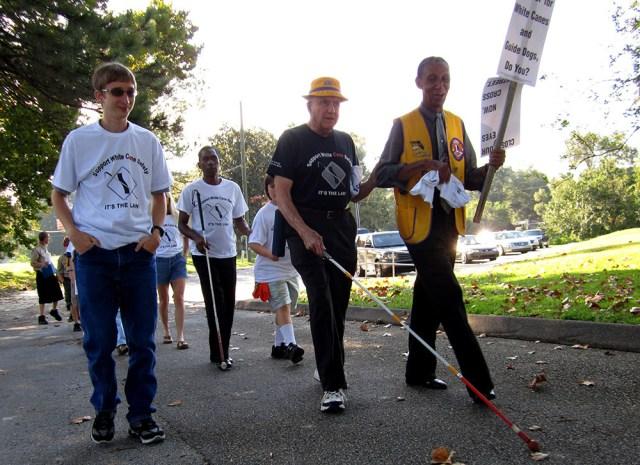 White Cane Walk 7