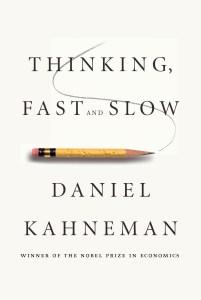 Daniel Kahneman Thinking Fast Thinking Slow