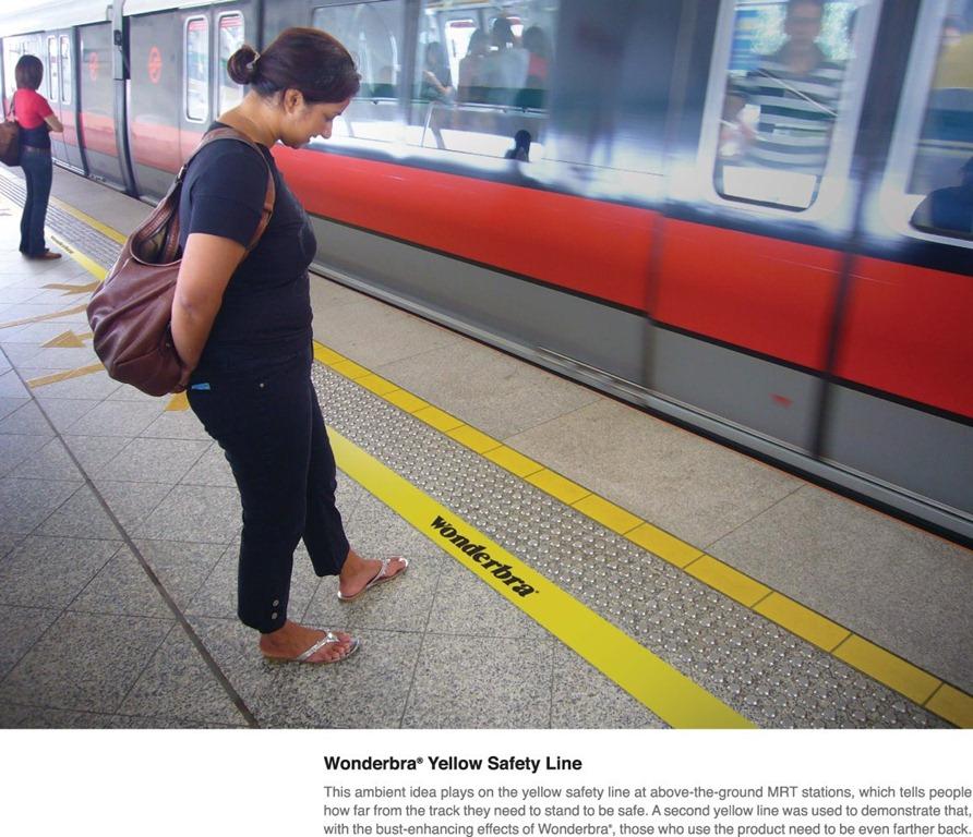 Wonderbra: Best of Wonderbra print adsChris Rawlinson