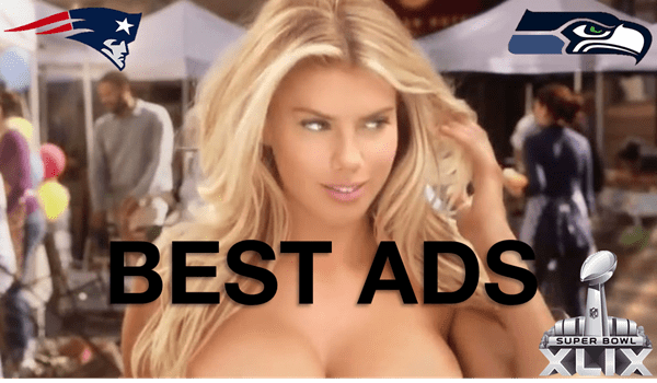 Super Bowl ads 2015