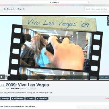 Portfolio: Viva Las Vegas