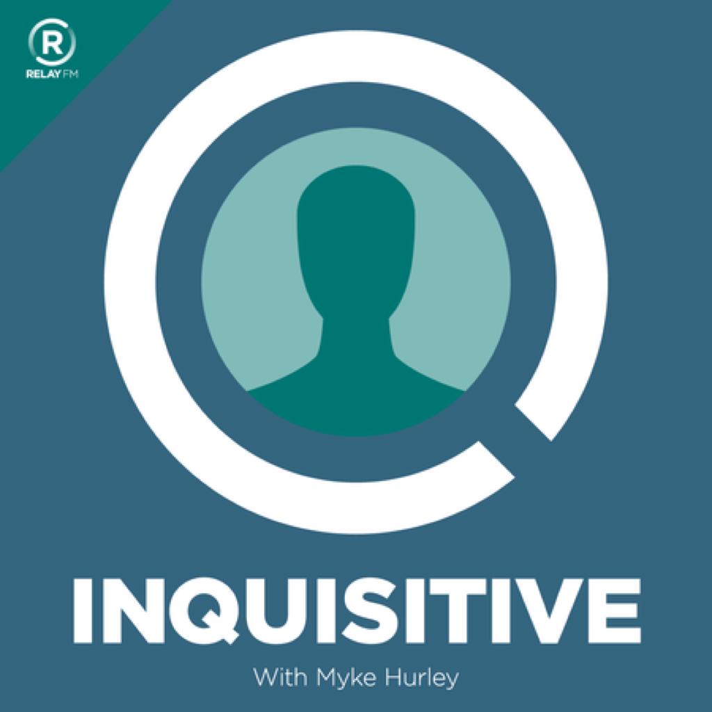 Relay FM: Inquisitive