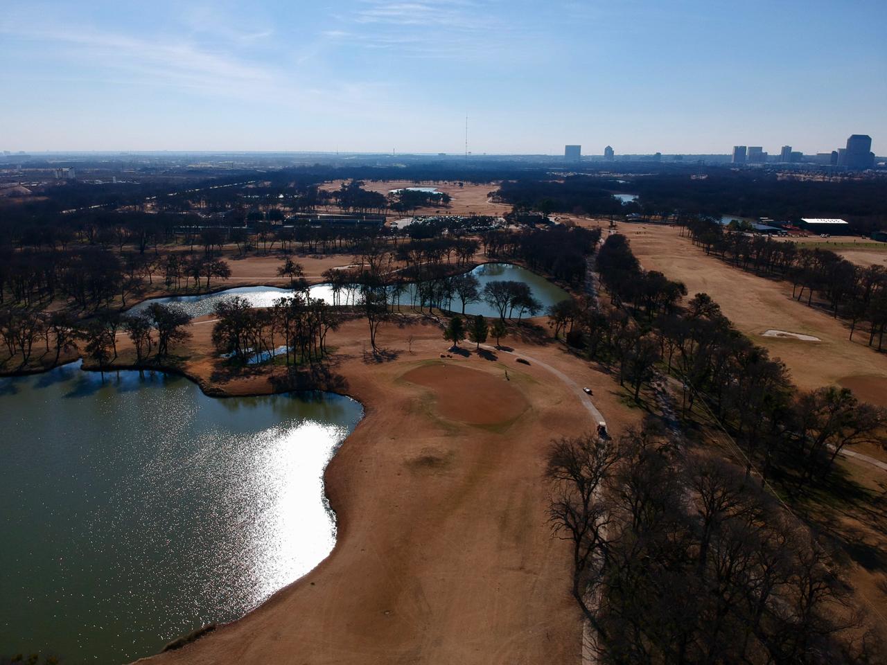 Status: Drone Golf Course